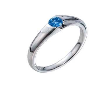 SpR006 Sapphire Ring