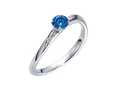SpR007 Sapphire Ring