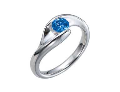 SpR010 Sapphire Ring