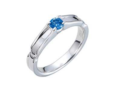 SpR011 Sapphire Ring