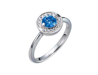 SpR014 Sapphire Ring