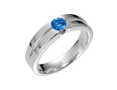 SpR015 Sapphire Ring