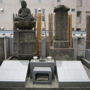 長泰寺 永代供養墓