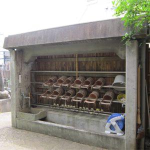 長泰寺 水屋