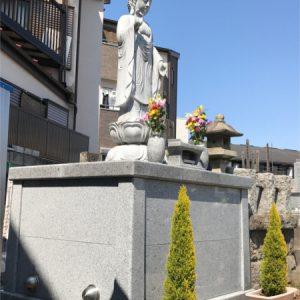 阿弥陀堂墓苑 阿弥陀像