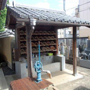 感通寺の水屋