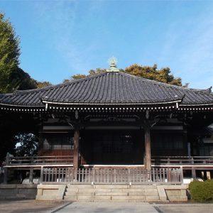 西円寺 本堂