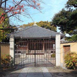 西円寺 山門