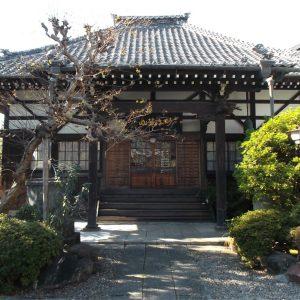 宣要寺の本堂
