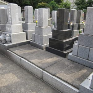 證誠寺 墓地