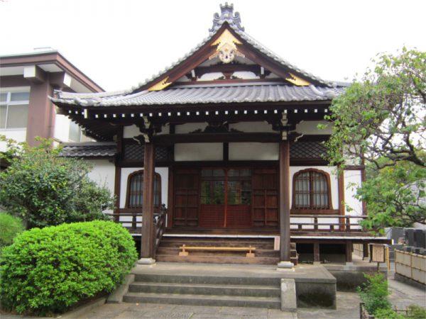 證誠寺 本堂