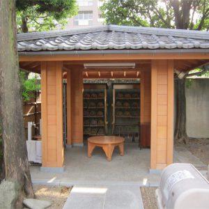 證誠寺 水屋
