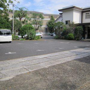 證誠寺 駐車場