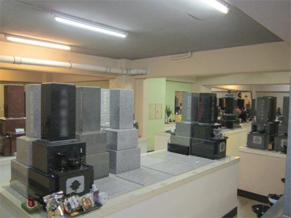歓名寺 墓地