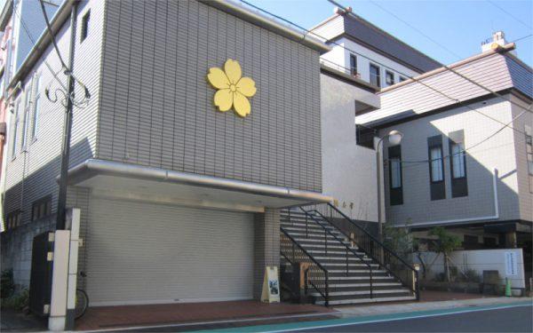 歓名寺 本堂