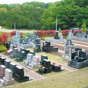 メモリアル富士見霊園 全景