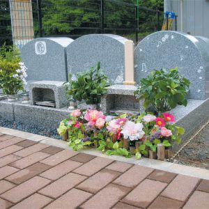 メモリアル富士見霊園 墓地