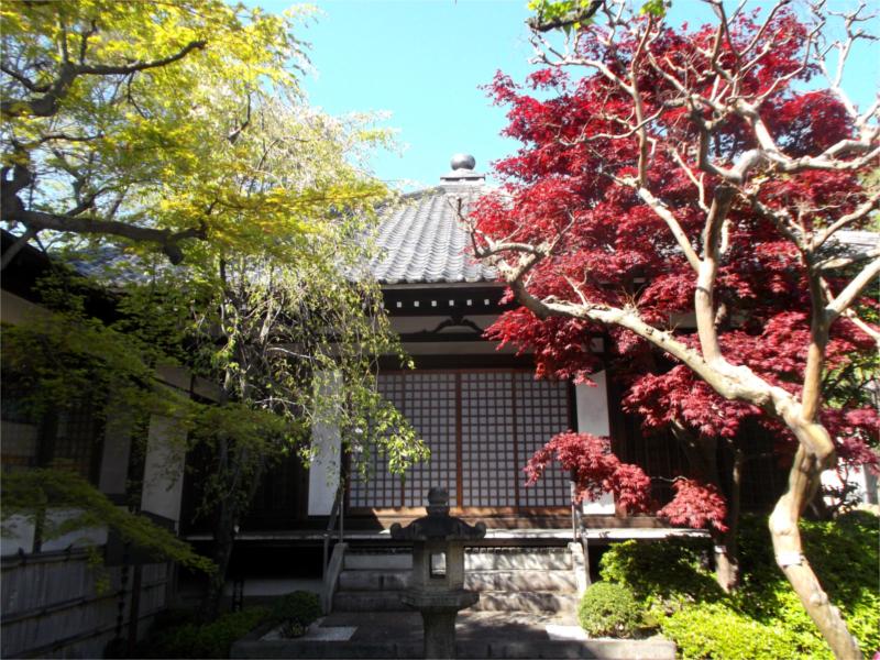 行慶寺 本堂