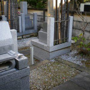 清徳寺 墓地