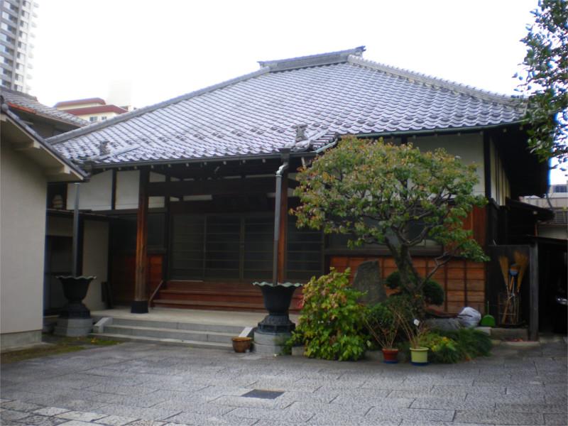 清徳寺 本堂