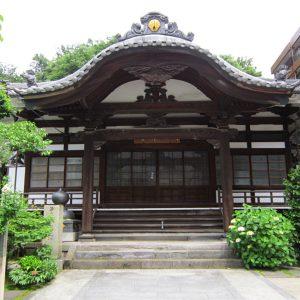 興昭院 本堂