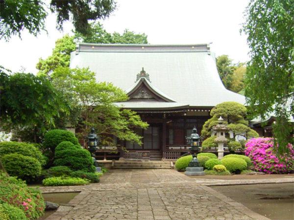 妙福寺 本堂