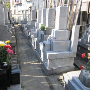 慈光院 墓地