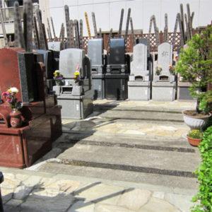 芝浄苑 墓地